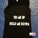 Tie Me Up- Logo