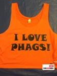 I Love PHAGS - logo