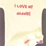 I love my daddies - logo