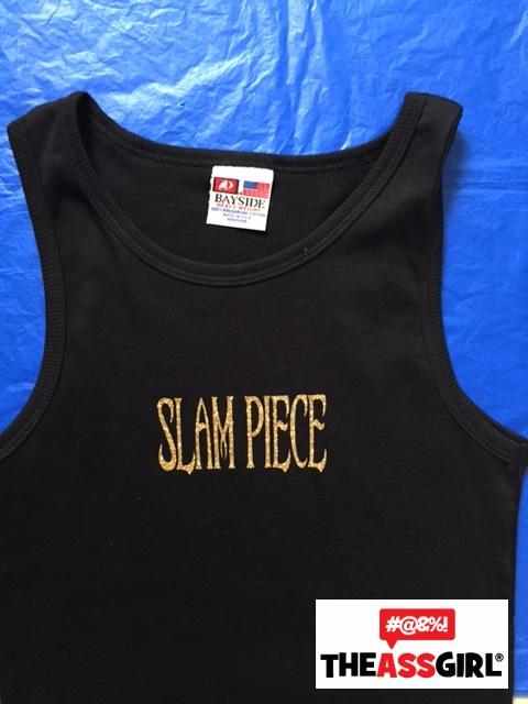 Slam Piece Tank Top