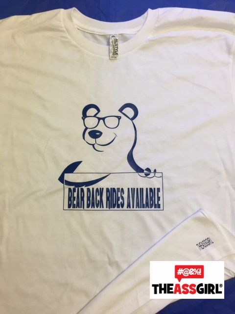 Bear Back Rides Available T-Shirts