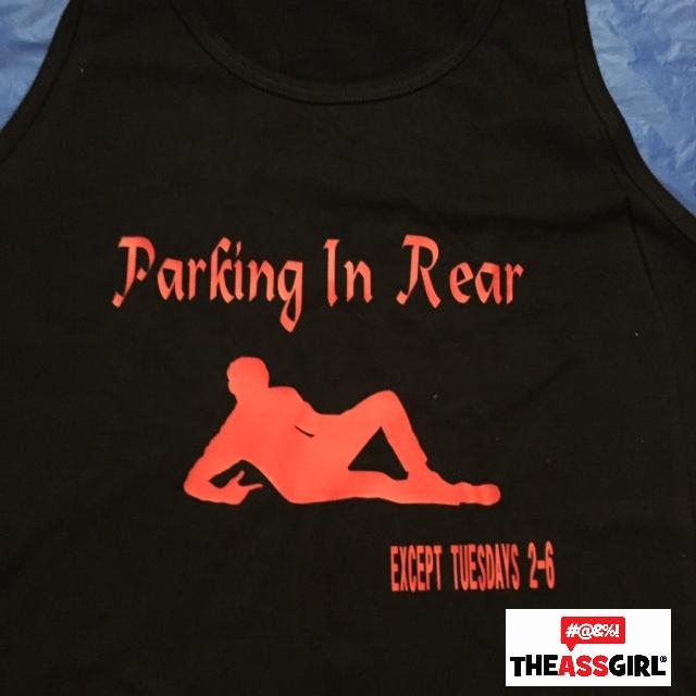 Parking In Rear T-Shirt