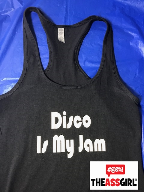 Disco Is My Jam Tank Top